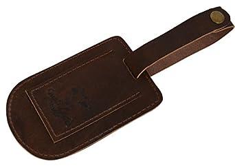 Gusti leder studio badge targhetta per il nome porta - Valigia porta vinili ...
