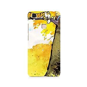 TAZindia Designer Printed Hard Back Case Mobile Cover For Vivo V3 Max