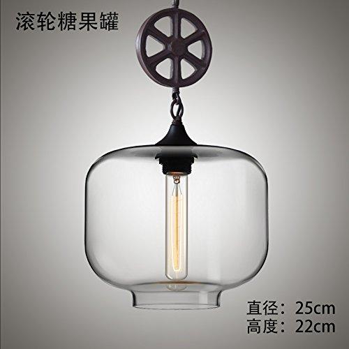 Moderna lampada pendente moderni lampadari Ristorante Continental , Lampade , moderno minimalista mashup rullo industriale lampadari,