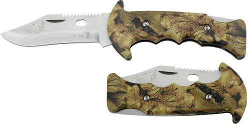 Elk Ridge Er-113Ca Tactical Folding Knife 5.5 Closed