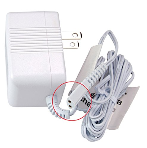 2 prong charger for wp 450 wp 360 water flossers electronics electronics accessories power. Black Bedroom Furniture Sets. Home Design Ideas
