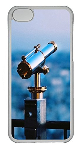 Iphone 5C Case Astronomical Telescope Pc Iphone 5C Case Cover Transparent