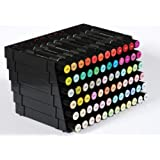 Crafters Companion Spectrum Noir Universal Black Pen Trays - 6 Trays