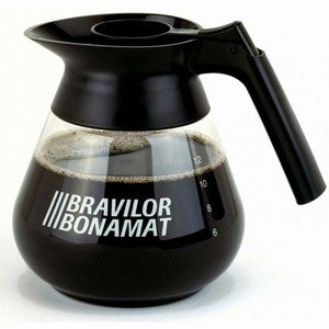 Bravilor Pyrex Coffee Decanter (For Use With Coffee Filter Machine)