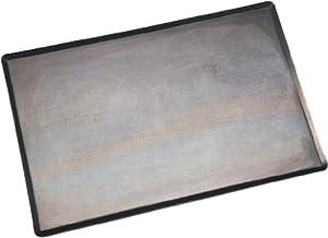 Matfer Bourgeat 310104 Black Steel Oven Baking Sheets by Matfer Bourgeat