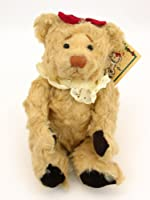 "Russ Berrie Greta Honey Bear Plush Teddy Bear 8"" by Russ Berrie"