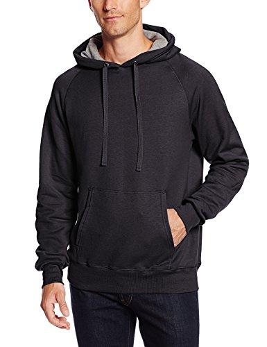 Hanes Men's Pullover Nano Premium Lightweight Fleece Hoodie, Vintage Black, XX-Large (Lightweight Black Hood compare prices)