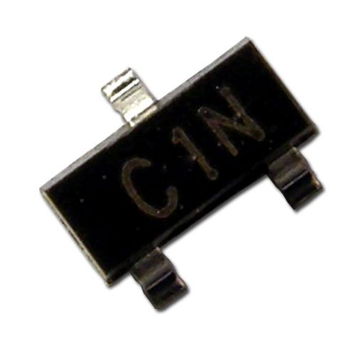 Central Semiconductor General Purpose PNP Surface Mount Transistor SOT-323 (Continuous strip of 10)
