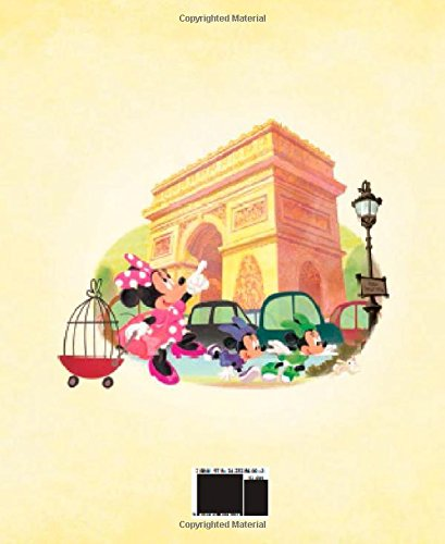Minnie: Minnie in Paris: Purchase Includes Disney eBook!