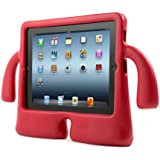 Speck Products iGuy Freestanding Case for iPad 4, iPad 3, iPad 2 and iPad 1, Chili Pepper (SPK-A1438)