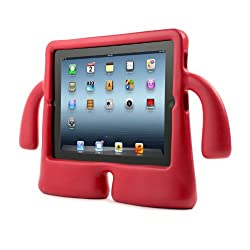 Speck Products iGuy Protective Case for iPad 3/4 - Chili Pepper (SPK-A1438)