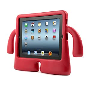 Speck Products iGuy Protective Case for iPad 1/2/3/4 - Chili Pepper (SPK-A1438)