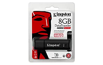 Kingston-DataTraveler-4000-USB-2.0-8GB-Pen-Drive