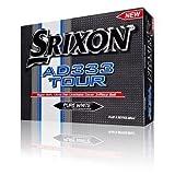Srixon AD333 Tour Golf Balls. Dozen Pack. NEW RANGE