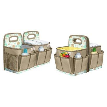 Playtex Diaper Genie Smartcaddy Diaper Organizer front-759839