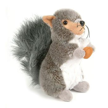 Adventure Planet Plush - SQUIRREL (7 inch) - 1