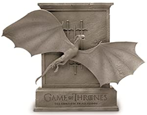 Game of Thrones: The Complete Third Season Limited Edition (Blu-ray/DVD Combo + Digital Copy) from HBO Studios