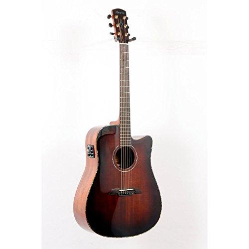 Alvarez Mda66Ce Masterworks Dreadnought Acoustic-Electric Guitar Shadowburst 888365284941