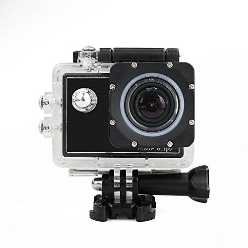 WIMIUS S2 Actionkamera WIFI Sport Action Kamera Actioncam Helmetcam HD 1080p 60fps 12MP 1,5 Zoll 40 M Wasserdicht