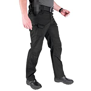 Helikon UTP Tactical Cargo Trousers Mens Combat Pants Police Security Guard Black from Helikon