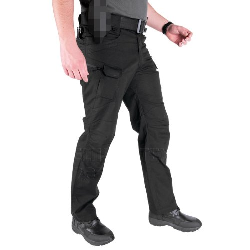 Helikon UTP Tactical Cargo Trousers Mens Combat Pants Police Security Guard Black