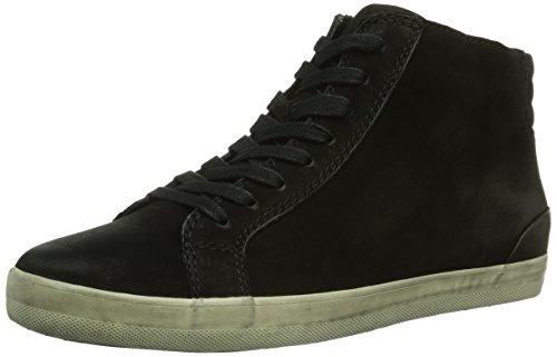 Gabor Shoes Comfort, Sneaker alta Donna, Nero (Schwarz (schwarz (Micro))), 37.5 EU (4.5 Damen UK)