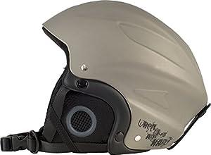 Trespass Sky High Snow Sport Helmet - Titanium, Medium