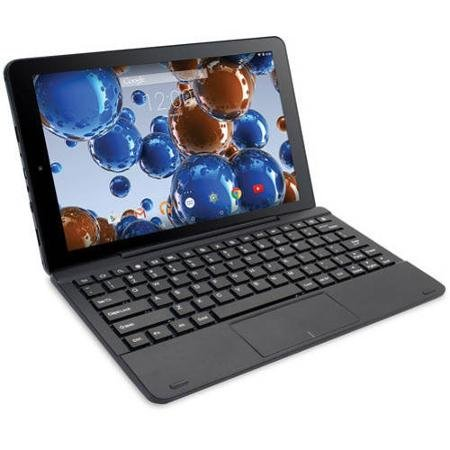 """RCA Tablet 10"""" with Detachable Keyboard Viking Pro , 4 Core, 32gb Android Lollipop"""