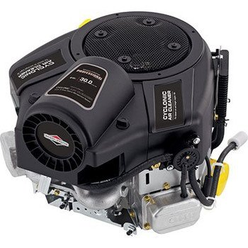 Briggs and Stratton 49M977-1036-G5 Professional Series 30 Gross HP 810 cc V-Twin with Cyclonic Air Filter, 1-1/8-Inch by 7/16-20-Inch Shaft