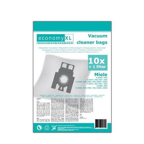 10 Staubsaugerbeutel für Miele Electronic 3800