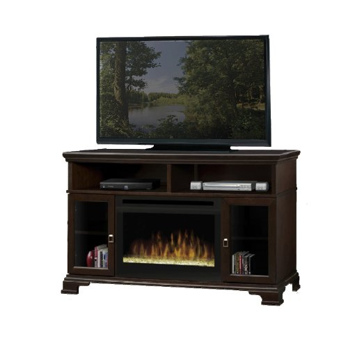 Dimplex Brookings 53'' TV Stand with Electric Fireplace