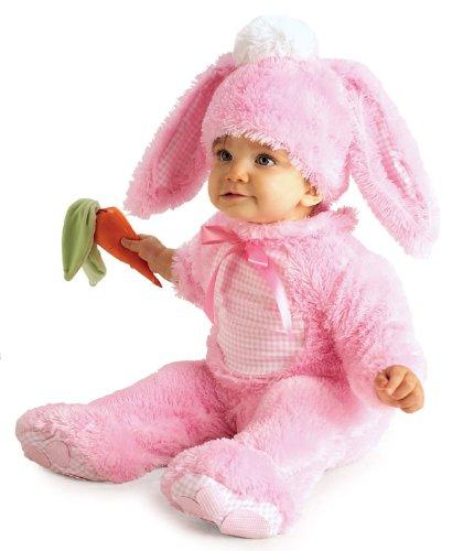 Rubie'S Newborn Precious Pink Wabbit - Toddler front-480819