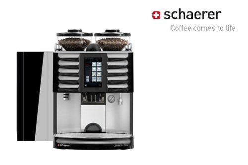 Schaerer Coffee Art Touchit 2 Milk Espresso Machine Model Dfhtouch2Milk