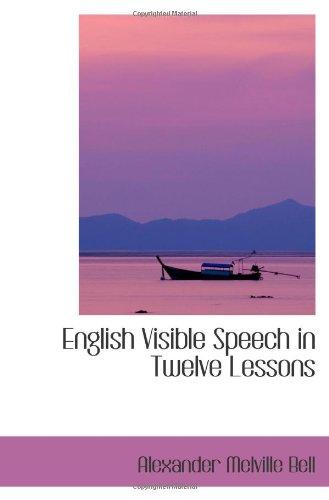 Español el discurso Visible en doce lecciones