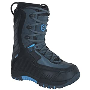 Limited Lyric Women's Snowboarding Boot Black/Sky