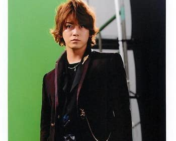 ジャニーズ 公式生写真 KAT-TUN 【亀梨和也】