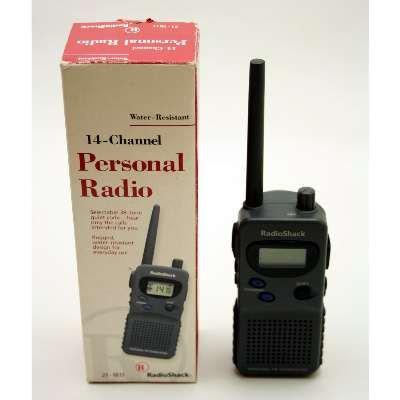 Radioshack 210-1811 Frs 2 Way Radio