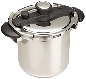 Concord 8-Quart Pressure Cooker by Pressure Cookers