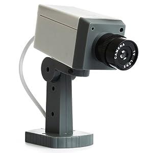 Telecamera camera finta motorizzata videosorveglianza for Telecamera amazon