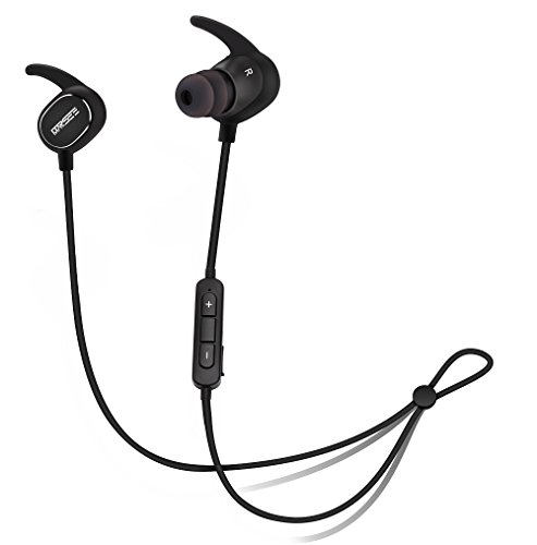 marsee bluetooth headphones wireless in ear headsets sweatproof sports running jogging with csr. Black Bedroom Furniture Sets. Home Design Ideas