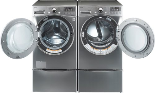 Lg Front Load Washer And Dryers front-329116