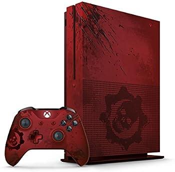 Microsoft Xbox One S 2TB Gears of War 4 Bundle