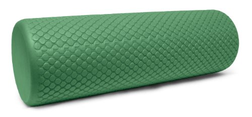 Charlotte Crosby Workout Gaiam Restore Compact Foam Roller