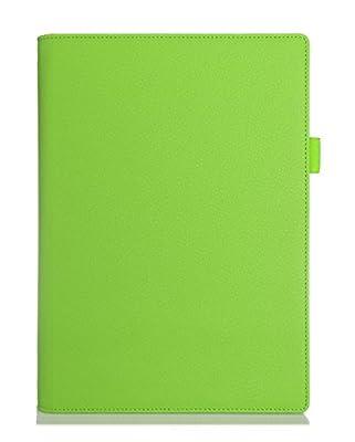 IVSO Slim Leder Hülle Case Folio Tasche Cover für Lenovo IdeaPad Yoga Tablet 8 Zoll HD Tablet PC