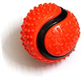 Goofy Tails Big Rubber Ball For Large Breed Dogs ( Color May Vary )