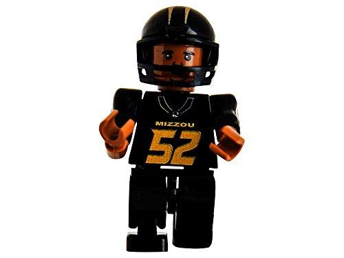 Michael Sam NCAA University of Missouri OYO G1S1 Minifigure