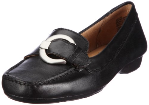 Naturalizer GALITA Slipper Womens Black Schwarz (Black) Size: 7 (41 EU)