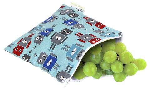 itzy-ritzy-snack-happened-reusable-and-everything-snack-bag-all-about-robots-regular-discontinued-by