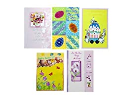 easter card english - Case of 24 by bulk buys