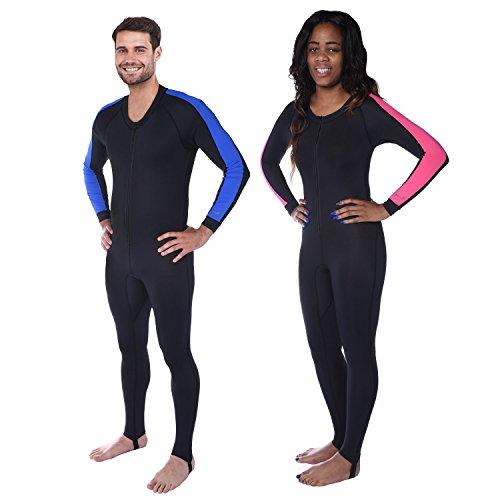 Ivation Women s Full Body Wetsuit Sport Skin for Running c7f3abc32